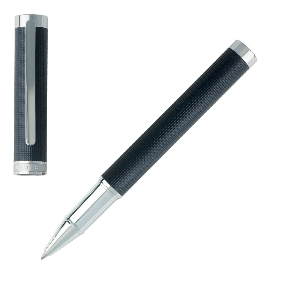 Hugo Boss Column Blue Pen