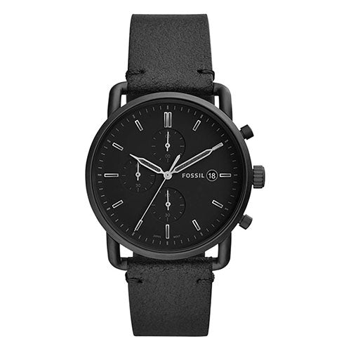 Fossil The Commuter Black Watch FS5504