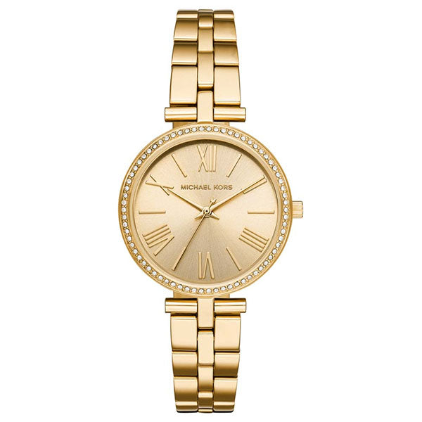 Michael Kors Maci Gold Watch MK3903