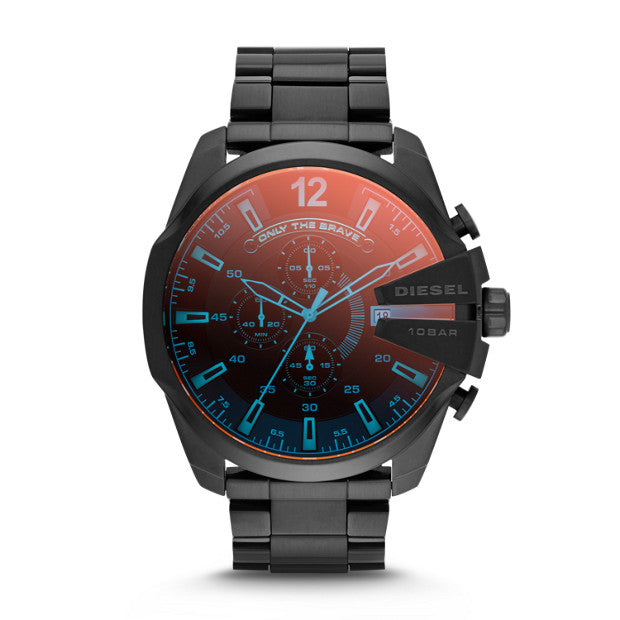 Diesel Mega Chief Black Watch DZ4318