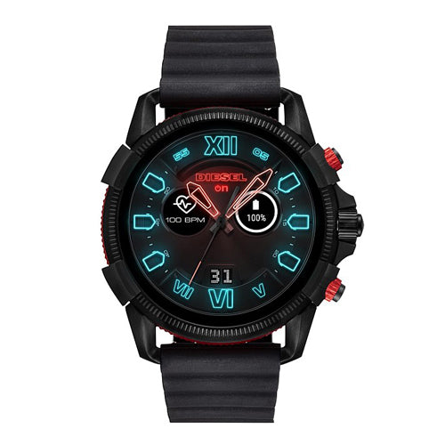 Full Guard 2.5 Black Smartwatch DZT2010