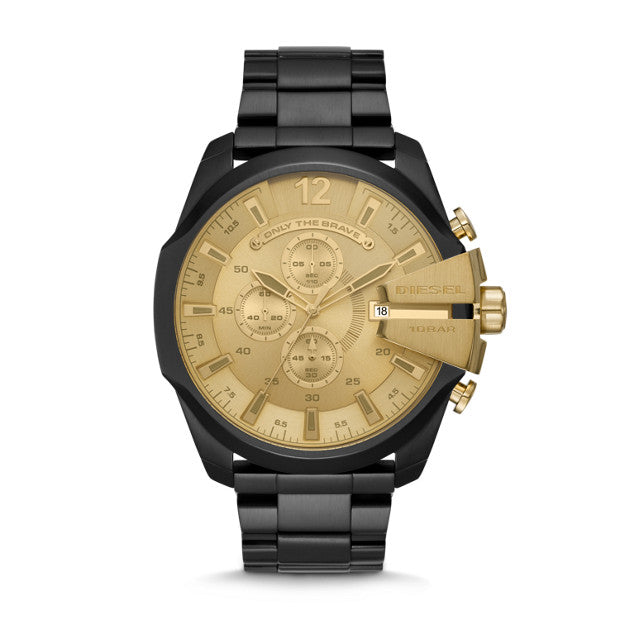 Diesel Mega Chief Black Watch DZ4485