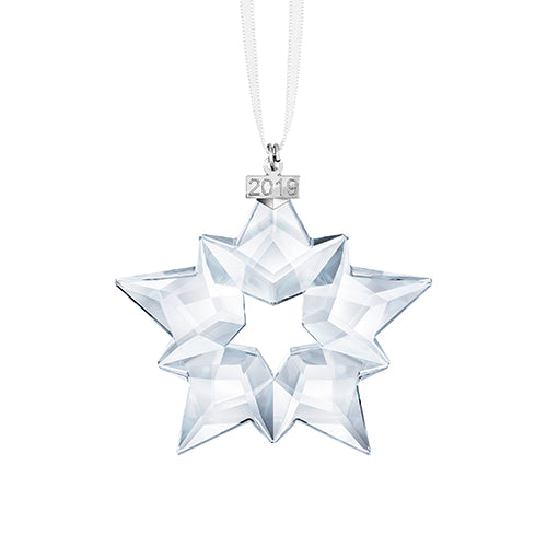 Swarovski Christmas Star Ornament 2019