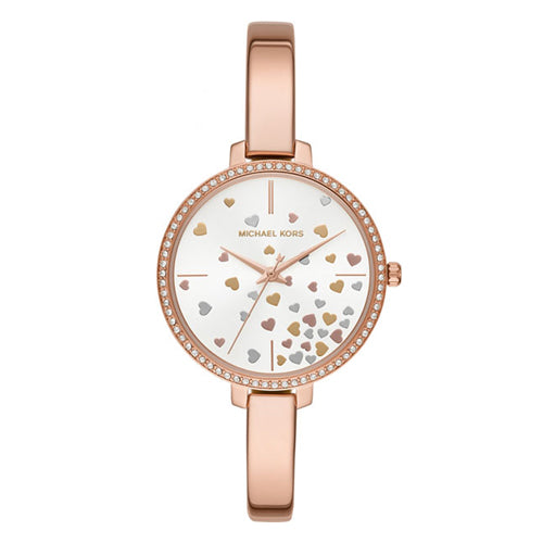 Michael Kors Jaryn Rose Gold Watch MK3978