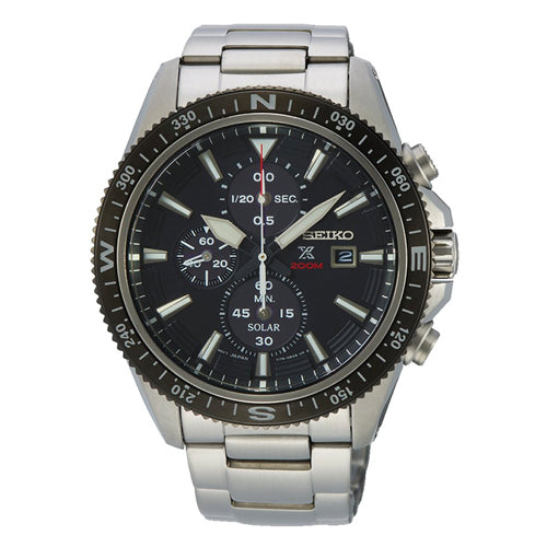 Seiko Prospex Chronograph Watch SSC705P
