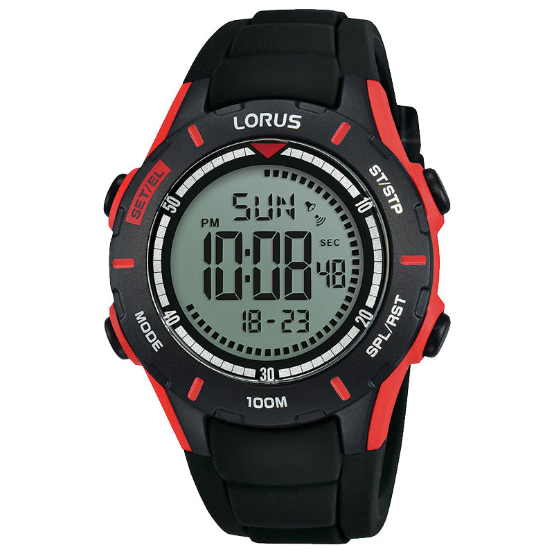 Lorus Digital Watch R2361MX-9