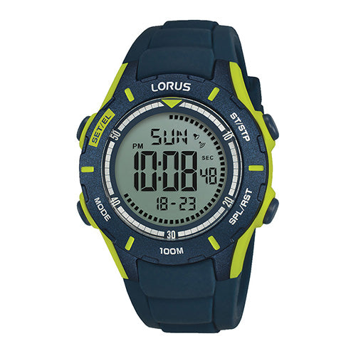 Lorus Digital Watch R2365MX-9