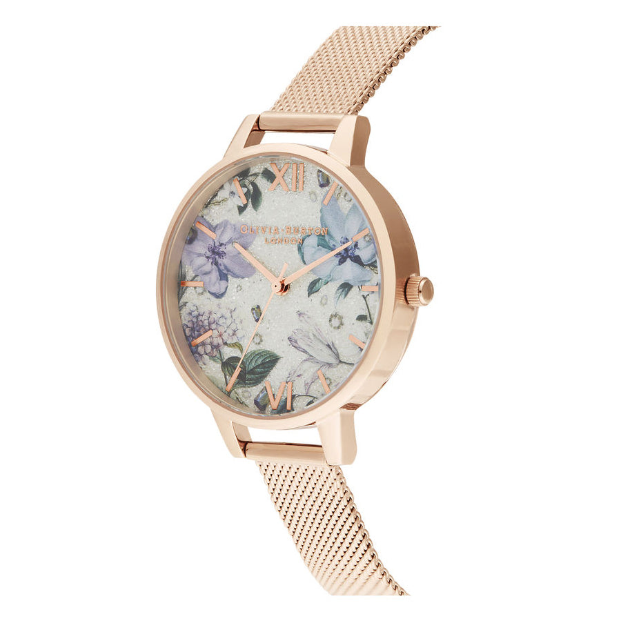 Olivia Burton Bejewelled Florals Watch O16BF27
