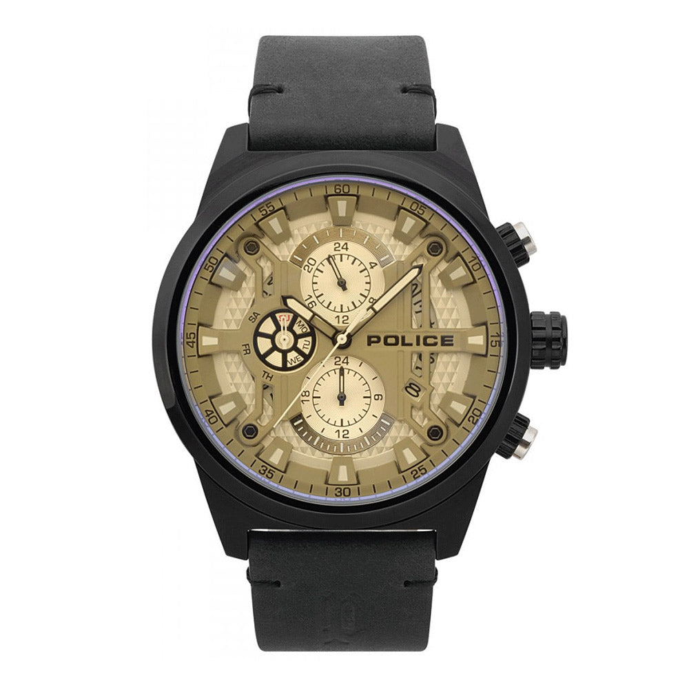 Police 'Chandler' Chronograph Watch PL15383JSB/04