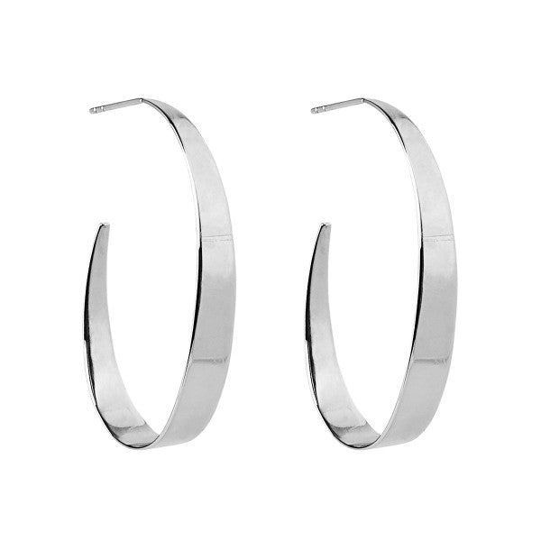 Najo Vertigo Stud Hoop Earrings E6058