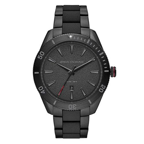 Armani Exchange Enzo Black Watch AX1826