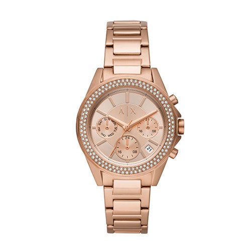 Armani Exchange Drexler Rose Watch AX5652