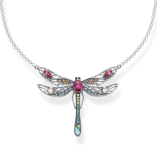 Thomas Sabo 'Dragonfly Large' Necklet TKE1838