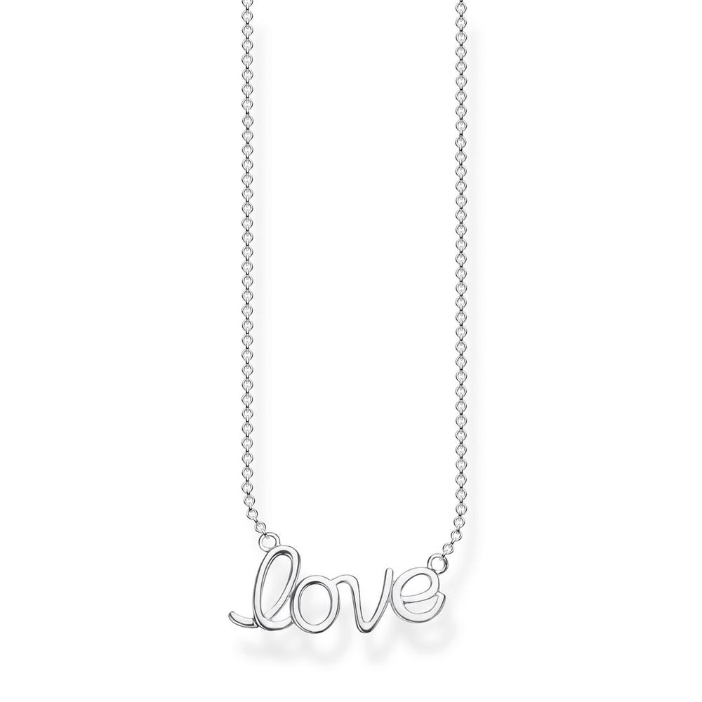 Thomas Sabo 'Love' Necklet TKE1847