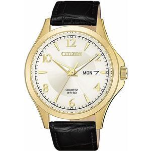 Citizen Leather Strap Watch BF2003-25A