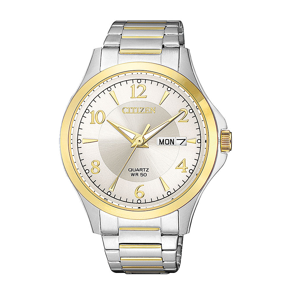 Citizen 2-Tone Watch BF2005-54A