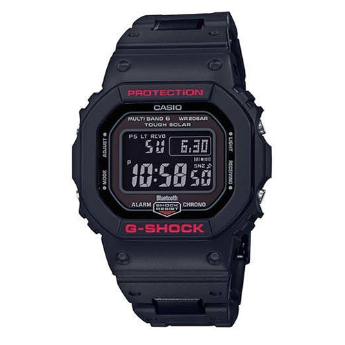 Casio G-Shock Bluetooth Wave GWB5600HR-1D