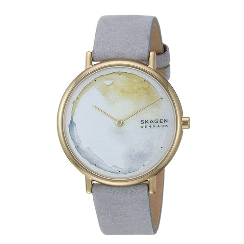 Skagen 'Signaur' Watercolour Watch SKW2772