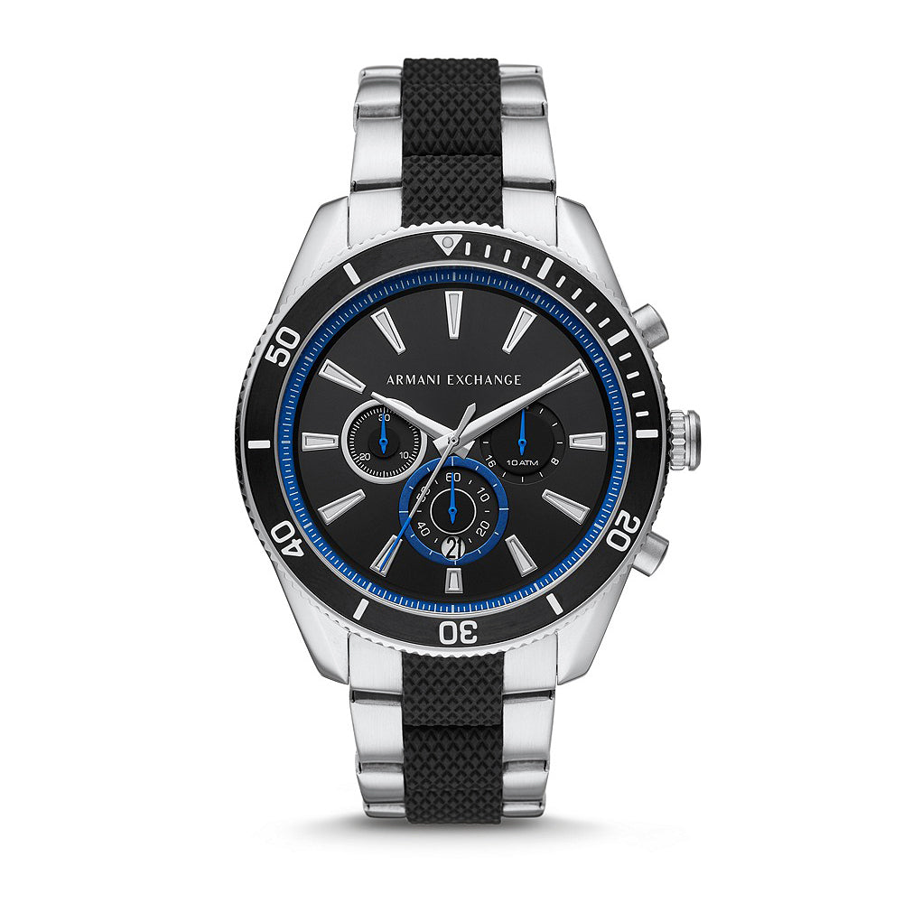 Armani Exchange 'Enzo' Chronograph Watch AX1831