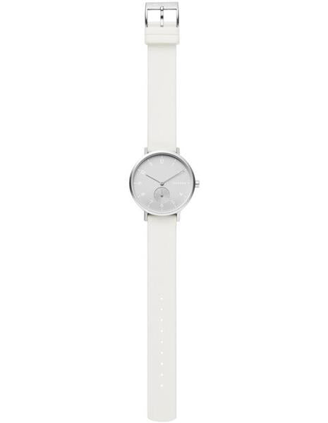 Skagen 'Aaren Kulor' White Watch SKW2763