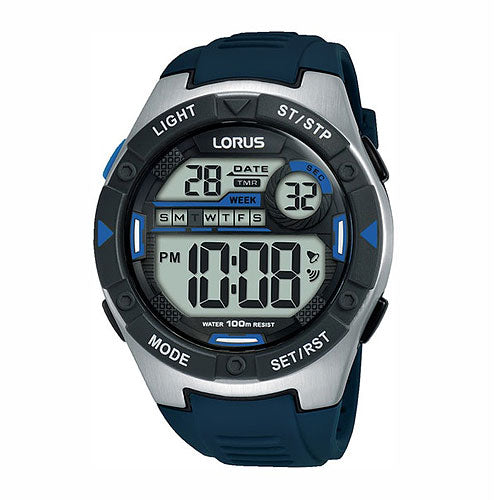 Lorus Digital Watch R2395MX-9