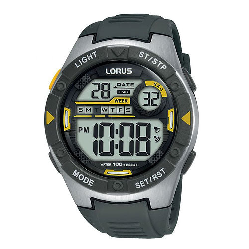 Lorus Digital Watch R2397MX-9