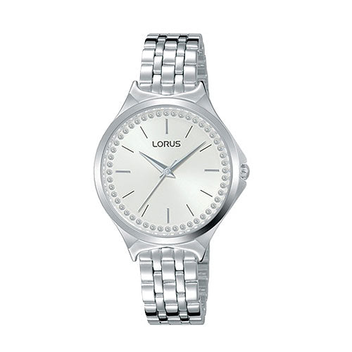 Lorus Crystal Marker Dress Watch RG277QX-9