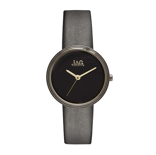 Jag 'Natalie' Matt Black Watch J2089