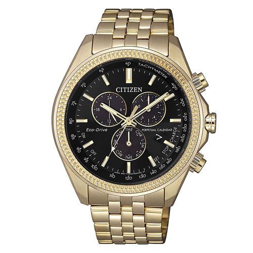 Citizen Eco Drive Chronograph Watch BL5563-58E