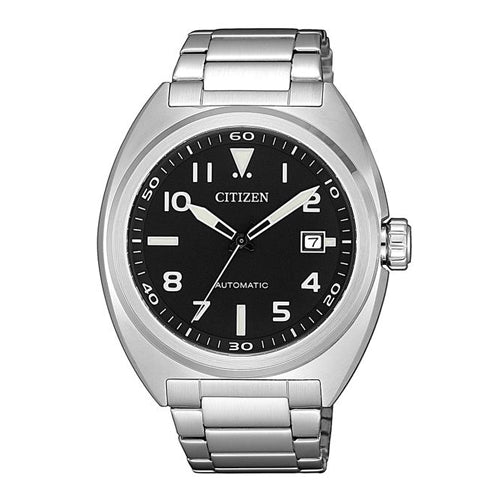 Citizen Automatic Stainless Steel Watch NJ0100-89E