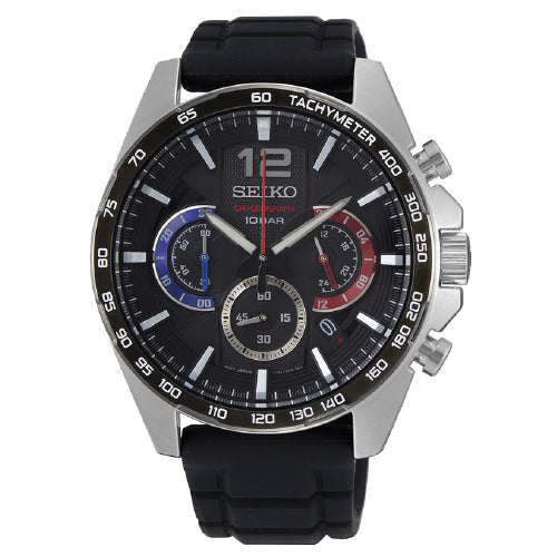 Seiko Chronograph Sports Watch SSB347P