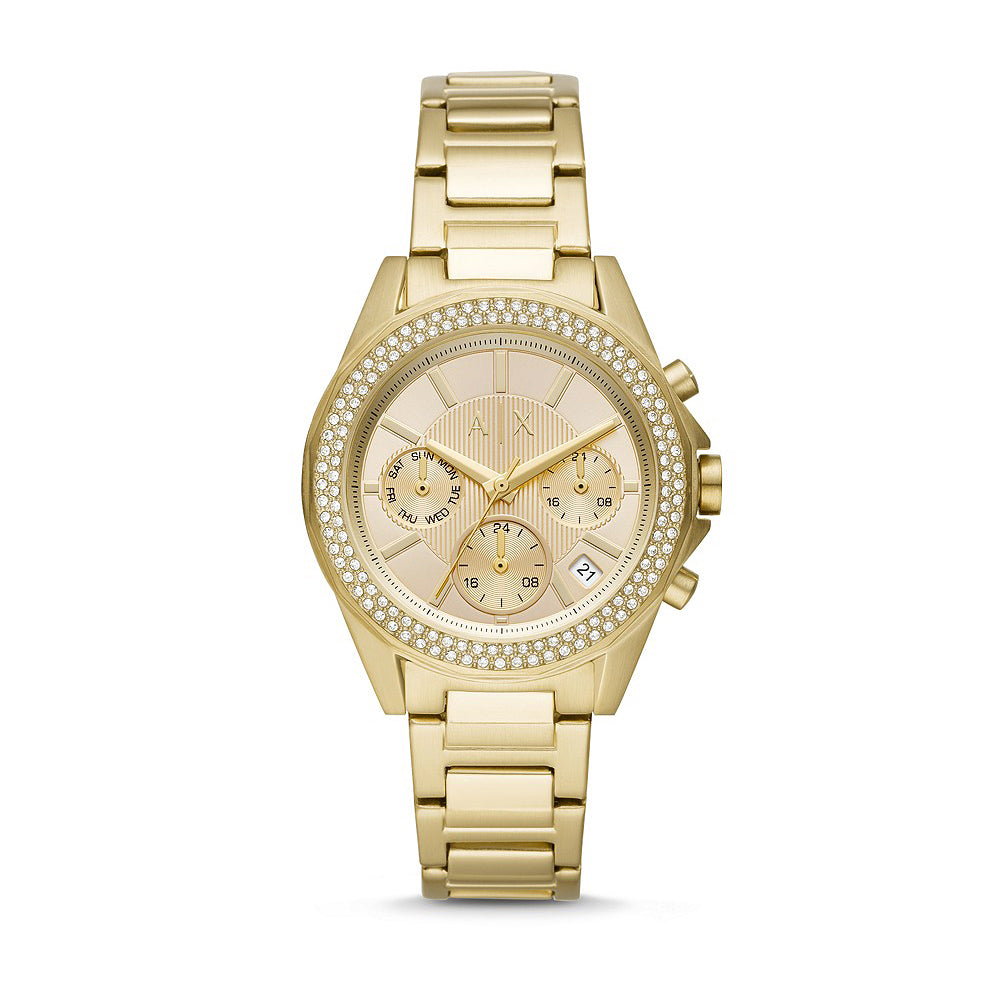Armani Exchange 'Lady Drexler' Chronograph Watch AX5651