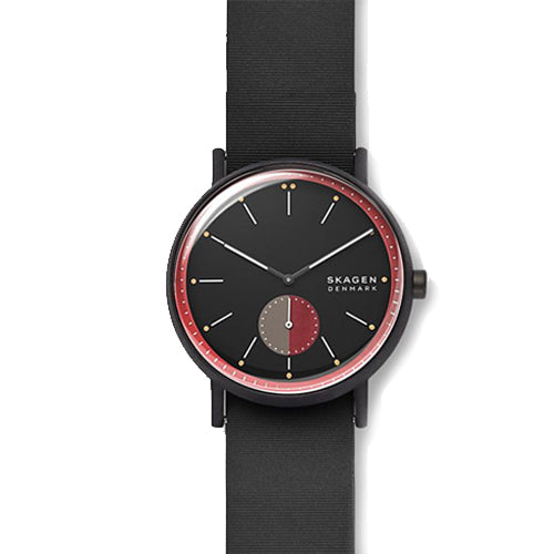 Skagen 'Signatur Black' Watch SKW6540