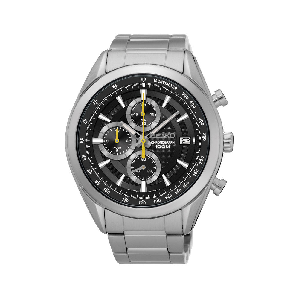Seiko Chronograph Watch SSB175P