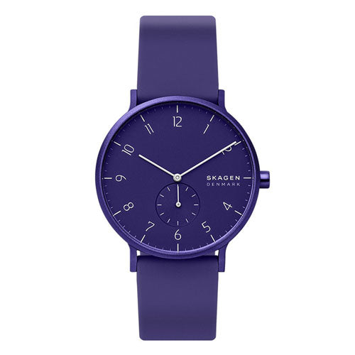 Skagen 'Aaren Kulor' Purple Watch SKW6542