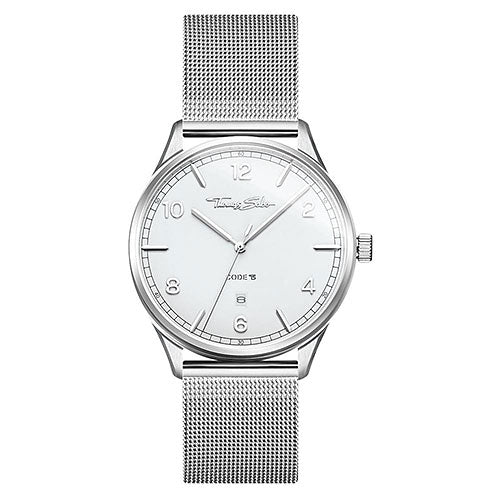 Thomas Sabo 'Code TS' Mesh Watch TWA0338