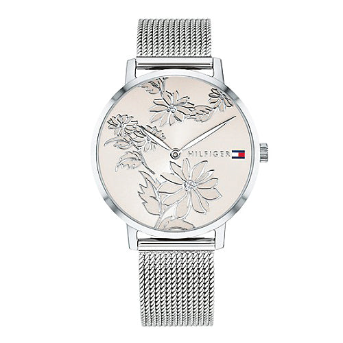 Tommy Hilfiger 35mm 'Pippa' Mesh Watch 1781920
