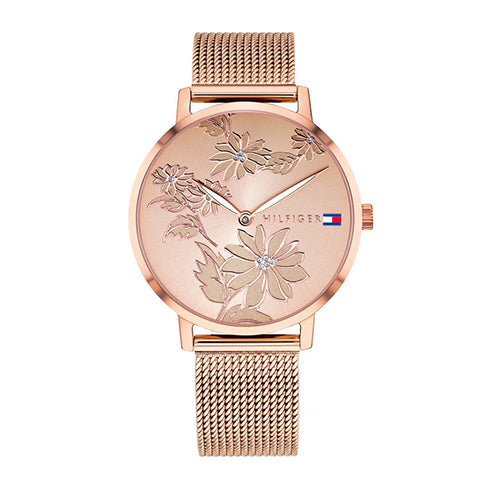 Tommy Hilfiger 'Pippa' Mesh Watch 1781922