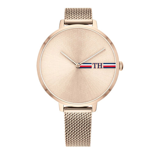 Tommy Hilfiger 'Alexa' Mesh Watch 1782158