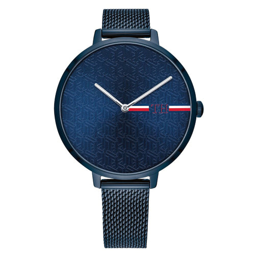 Tommy Hilfiger 'Alexa' Mesh Watch 1782159