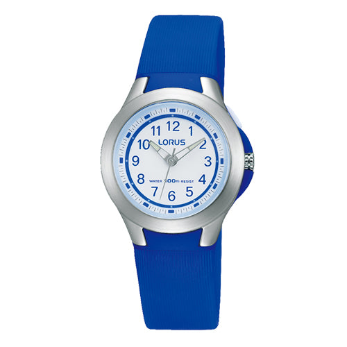 Lorus Rubber Strap Watch R2399JX-9