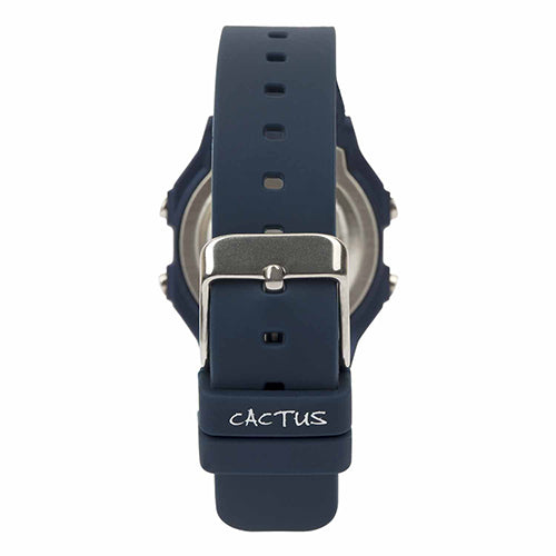 Cactus Navy Digital Youth Watch CAC109M03