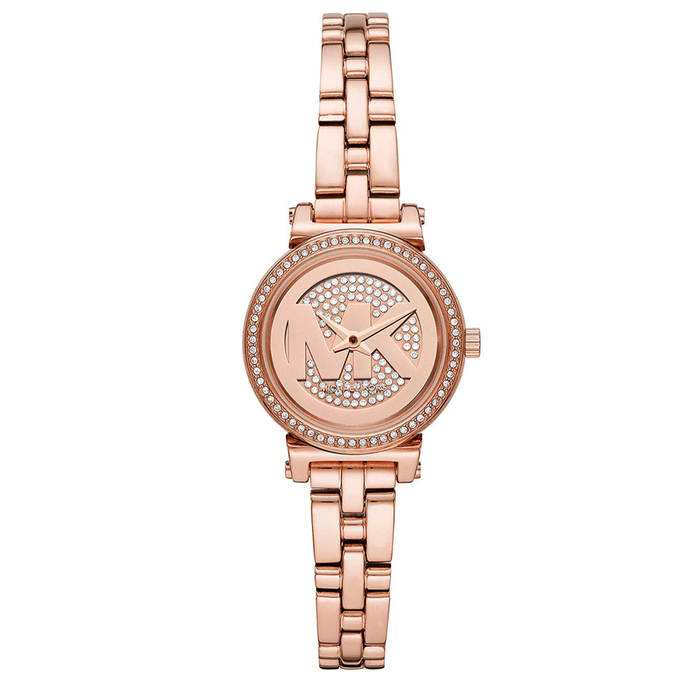 Michael Kors Sofie Crystal Watch MK4450