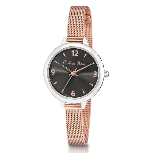 Chelsea Rose 2-Tone Watch 7530-5CB