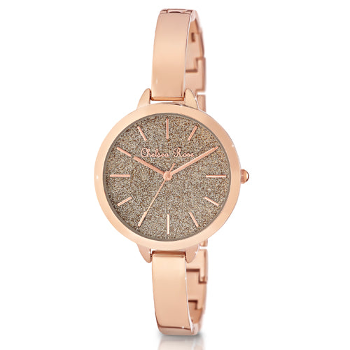 Chelsea Rose Rose-Tone Dress Watch 7603-3CB