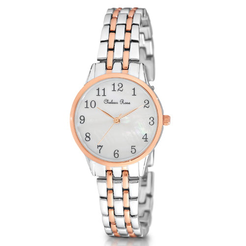 Chelsea Rose 2-Tone Watch 908230-10CB