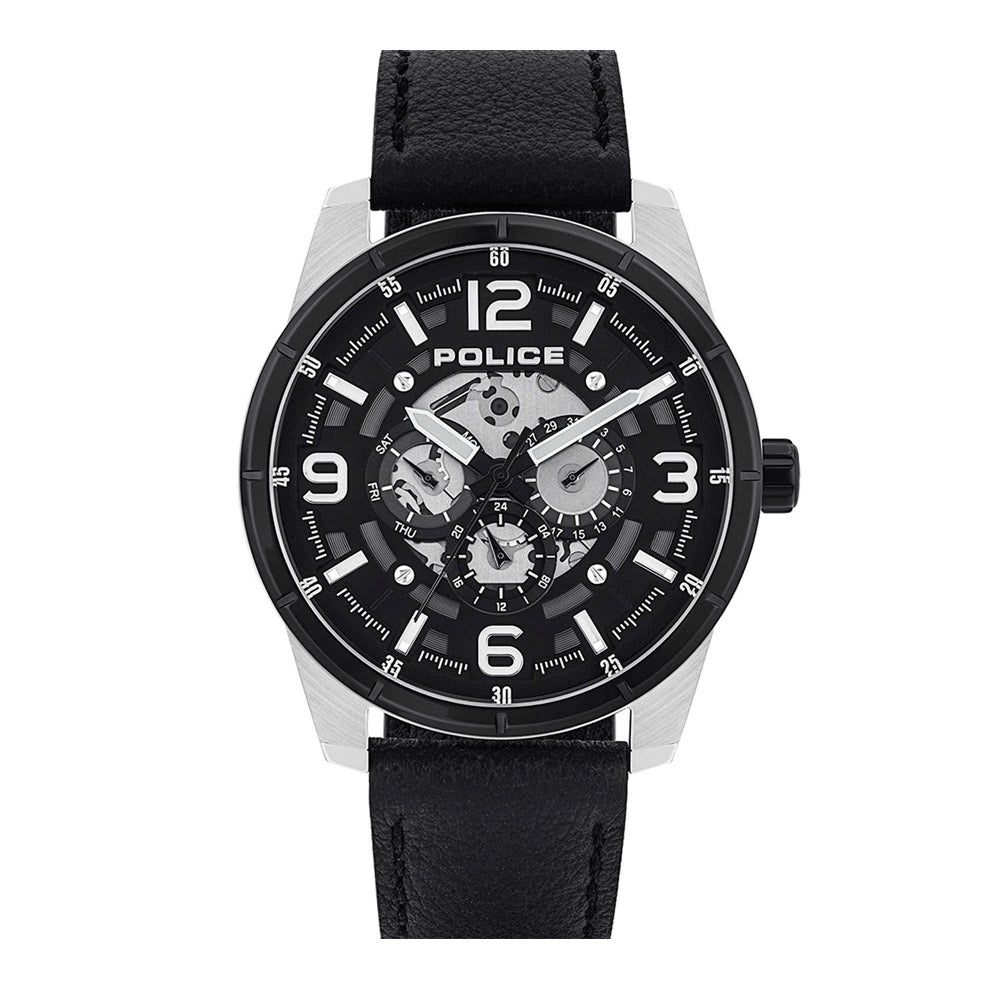 Police 'Lawrence' Chronograph Watch PL15663JSTB/02