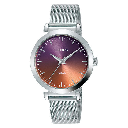 Lorus Silver Watch RG211RX-9