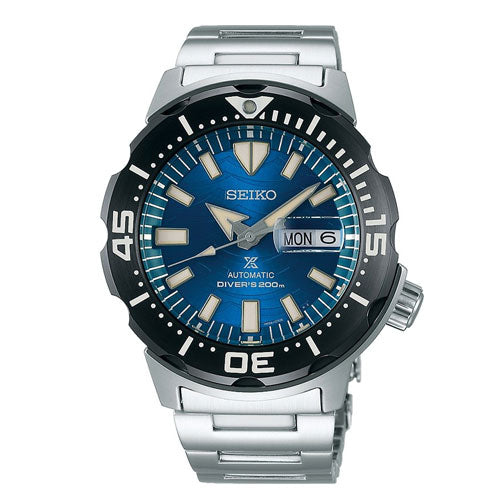 Seiko Auto Divers Watch SRPE09K