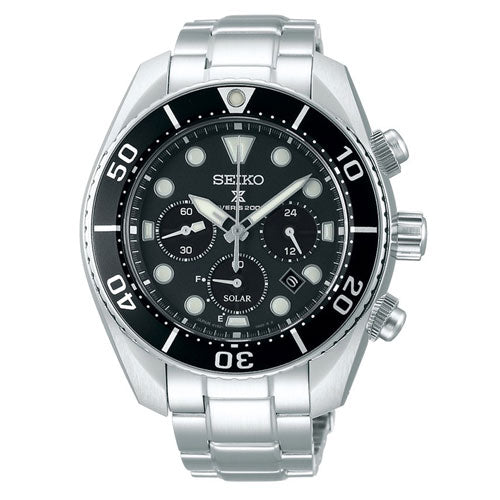 Seiko Prospex Divers Chronograph Watch SSC757J